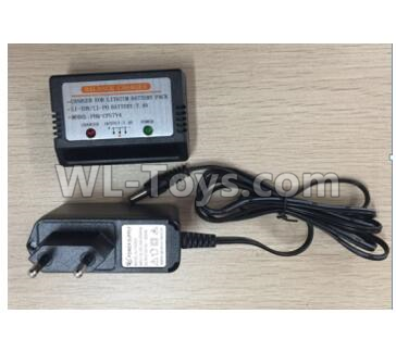 XK X520 Parts-Charger and Balance charger-X520.0016-01, (we will sent the right Adapter according your order country)