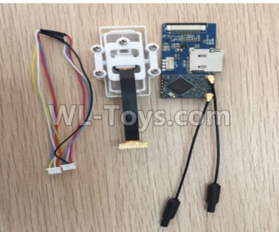 XK X520 Parts-WIFI FPV Group-X520.0017