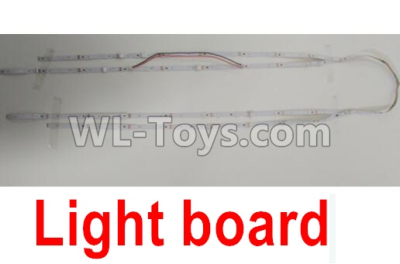 XK X520 Parts-LED Lightboard-X520.0021