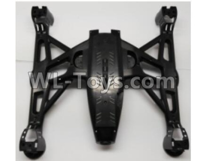 Wltoys Q373 Q373-B-E-C Drone Parts-Upper and Bottom body shell cover,Wltoys Q373 Parts