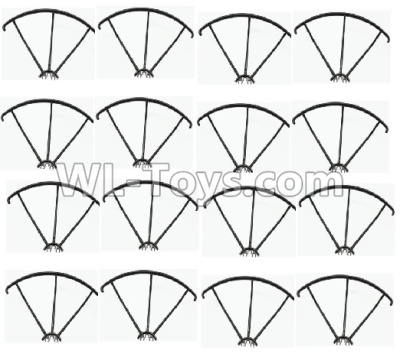 Wltoys Q373 Q373-B-E-C Drone Parts-Outer protect frame(16pcs),Wltoys Q373 Parts