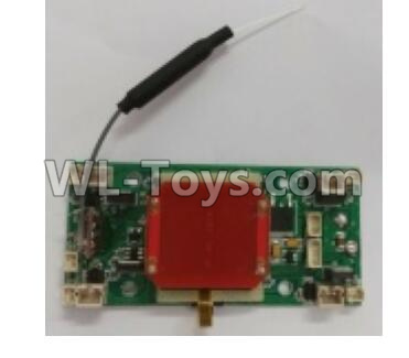 Wltoys Q373 Q373-B-E-C Drone Parts-Receiver board Parts,Circuit board,Wltoys Q373 Parts