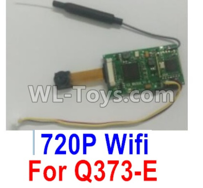 Wltoys Q373 Q373-B-E-C Drone Parts-720P WIFI(with line) camera board set-Q373E-03,Wltoys Q373 Parts