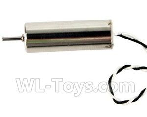 Wltoys Q676 Main motor with Black and White Wire(1pcs-(CCW-Counterclockwise),Wltoys Q676 Parts