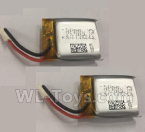 Wltoys Q676 3.7V 450mAh 20C Battery(902530)-2pcs,Wltoys Q676 Parts