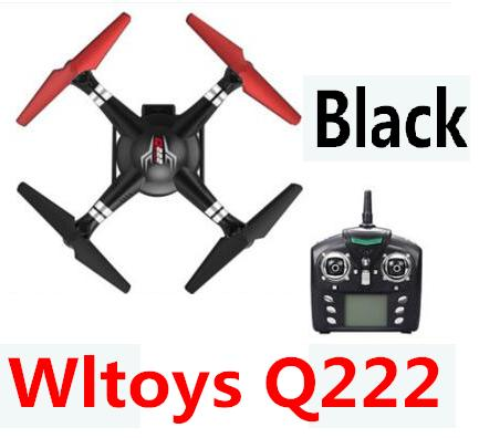 Wltoys Q222 Drone Parts-Quadcopter-Black(Not include the Camera unit),Wltoys Q222 Drone Parts-RC Drone