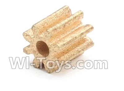 Wltoys Q222K Q222G Drone Parts-Small Copper Gear for the Motor(1pcs),Wltoys Q222K Q222G Parts