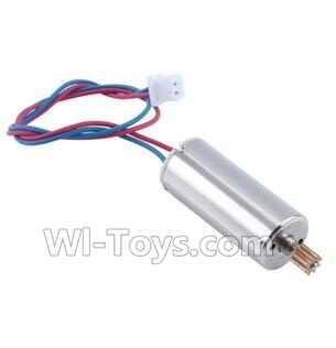 Wltoys Q222K Q222G Drone Parts-rotating Motor with red and Blue wire(1pcs),Wltoys Q222K Q222G Parts