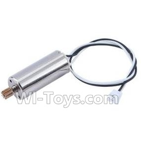 Wltoys Q222K Q222G Drone Parts-Reversing-rotating Motor with Black and white wire(1pcs),Wltoys Q222K Q222G Parts