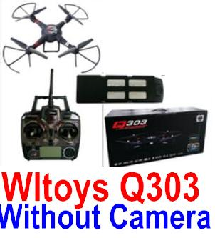 Wltoys Q303 Drone Parts-RC Quadcopter,RC Drone(With out Camera)