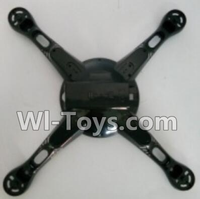 Wltoys Q303 Drone Parts-Bottom shell body cover,Wltoys Q303 Parts,Wltoys Q303-A-B-C Parts