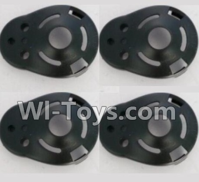 Wltoys Q303 Drone Parts-Upper motor cover(4pcs),Wltoys Q303-A-B-C Parts