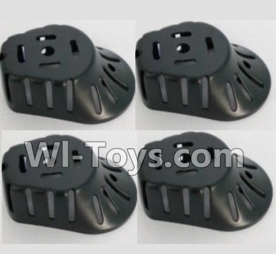 Wltoys Q303 Drone Parts-Bottom motor cover(4pcs),Wltoys Q303-A-B-C Parts