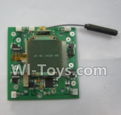 Wltoys Q303 Drone Parts-Receiver board Parts,Circuit board,Wltoys Q303-A-B-C Parts