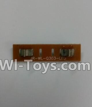 Wltoys Q303 Drone Parts-Power supply board,Wltoys Q303-A-B-C Parts