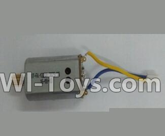 Wltoys Q303 Drone Parts-Reversing-rotating Motor with Blue and Yellow wire(1pcs)-CCW Motor,Wltoys Q303-A-B-C Parts