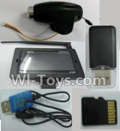 Wltoys Q303 Drone Parts-Q303-A 5.8G Image transmission assembly,Wltoys Q303-A-B-C Parts