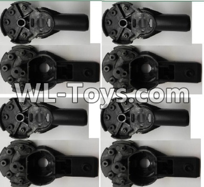 Wltoys Q323 Drone Parts-Upper and bottom Body Motor seat(4 set)Wltoys Q323-B Q323-C Q323-E Parts