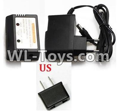Wltoys Q323 Drone Parts-Charger and Balance charger(With US Version Plug)Wltoys Q323-B Q323-C Q323-E Parts