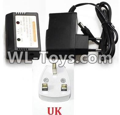 Wltoys Q323 Drone Parts-Charger and Balance charger(With UK Version Plug)Wltoys Q323-B Q323-C Q323-E Parts