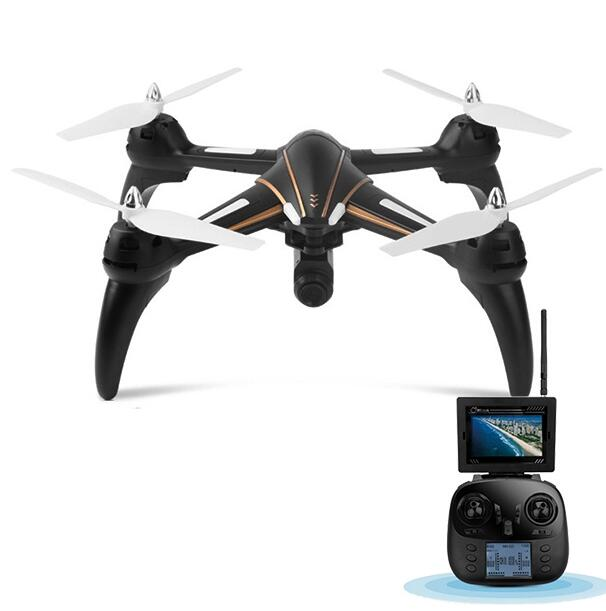 Wltoys Q393A Drone Parts-Q393-A FPV Quadcopte-5.8G r(Include the 5.8G 720P HD Camera,Support frame And 5.8G Real-time image transmission FPV Aerial Receiving Screen with Antena)