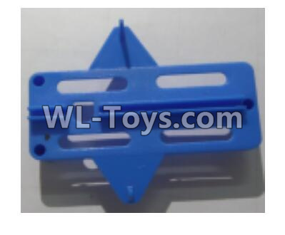 Wltoys Q626 Q626-B Drone Parts-Receiver board Cover-Blue,Wltoys Q626-B Parts