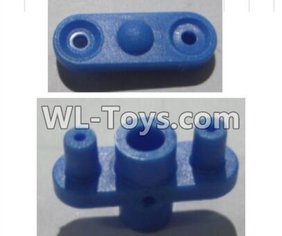 Wltoys Q626 Q626-B Drone Parts-Main blade grip set-Blue,Wltoys Q626-B Parts