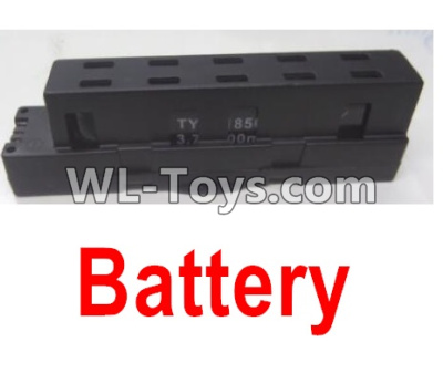 Wltoys Q626 Q626-B Drone Parts-Lipo Battery Parts(1pcs)-Black,Wltoys Q626-B Parts