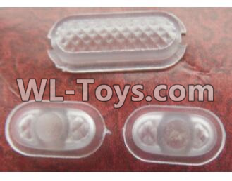 Wltoys Q626 Q626-B Drone Parts-Front and rear lampshades,Wltoys Q626-B Parts