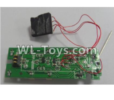 Wltoys Q626 Q626-B Drone Parts-Main circuit board,Main receiver board,Wltoys Q626-B Parts