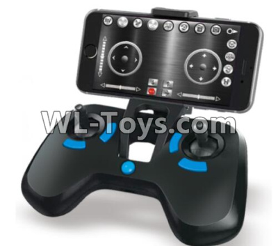 Wltoys Q626 Q626-B Drone Parts-Transmitter with Mobile phone holder(Not include the Mobile phone),Wltoys Q626-B Parts