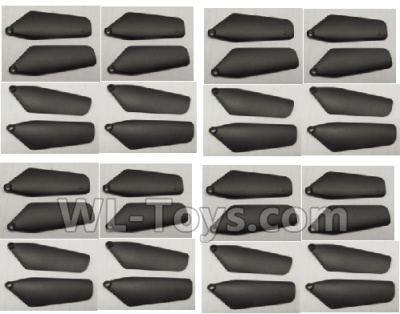 Wltoys Q636-B Drone Parts-Main rotor blades,Propellers(32pcs),Wltoys Q636-B Parts