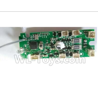 Wltoys Q636-B Drone Parts-Q636-13 Receiver board Parts,Circuit board,Wltoys Q636-B Parts