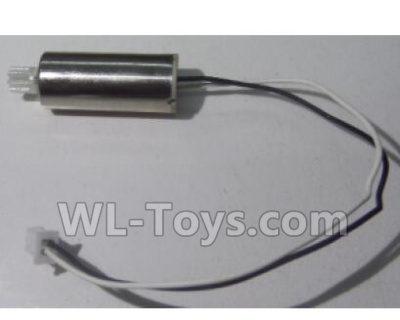 Wltoys Q636-B Drone Parts-Reversing-rotating Motor with Black and white wire(1pcs)-L90,Wltoys Q636-B Parts