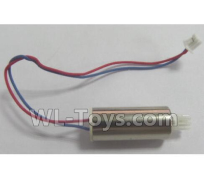Wltoys Q636-B Drone Parts-rotating Motor with red and Blue wire(1pcs)-L90,Wltoys Q636-B Parts