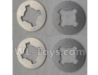 Wltoys Q636-B Drone Parts-Gasket Kit(4pcs),Wltoys Q636-B Parts