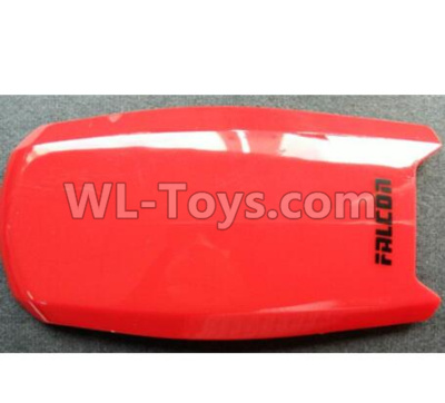Wltoys Q818 Drone Parts-Upper body shell cover-Red-Q818-02,Wltoys Q818 Parts