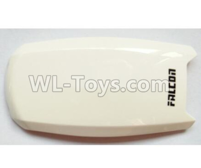 Wltoys Q818 Drone Parts-Upper body shell cover-White-Q818-01,Wltoys Q818 Parts