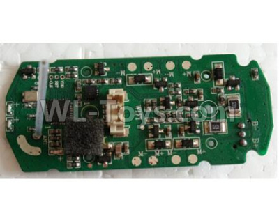 Wltoys Q818 Drone Parts-Receiver board,Circuit board-Q818-12,Wltoys Q818 Parts