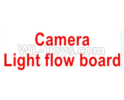 Wltoys Q818 Drone Parts-Camera Light flow board-Q818-13,Wltoys Q818 Parts