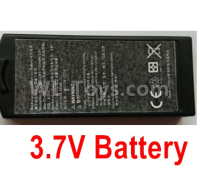 Wltoys Q818 Drone Parts-Battery(1pcs)-3.8V 1100mAh 15C Battery-Q818-17,Wltoys Q818 Parts