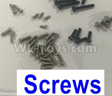 Wltoys Q818 Drone Parts-Screws Set,Wltoys Q818 Parts