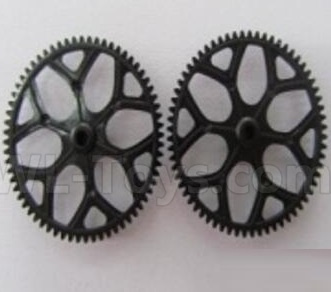 Wltoys V911S Main Gear Parts(2pcs)-V966.014,Wltoys V911 Parts
