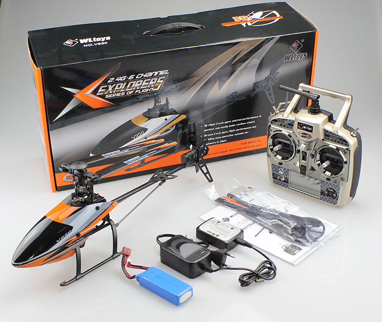 Wltoys V950 RC Helicopter Parts-helicopter,Wl toys V950 rc helicopter Wltoys V950 RC Helicopter Parts-2.4G 6CH 3D6G System Brushless Flybarless RC Helicopter RTF)