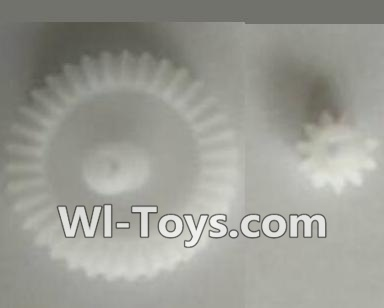 Wltoys V950 RC Helicopter Parts-Tail main gear & Small Tail horizontal gear,Wltoys V950 Parts