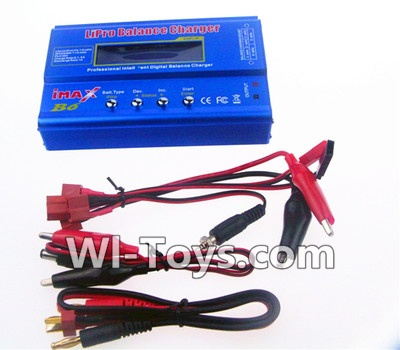 Wltoys V950 RC Helicopter Parts-Upgrade B6 Balance charger(Can charger 2S 7.4v or 3S 11.1V Battery),Wltoys V950 Parts