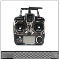 WLtoys V913 RC Helicopter Parts-Transmitter,Remote Controller,Wltoys V913 Parts
