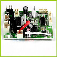 WLtoys V912 RC Helicopter Parts-Receiver Board New version PCB,WLtoys V912 Parts