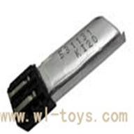 Wltoys V911 Battery Parts-3.7V LiPo Battery-Old Version