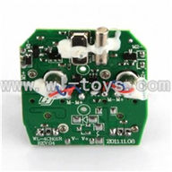 WLtoys V911 RC Helicopter Parts-PCB Receiver Board Box Parts